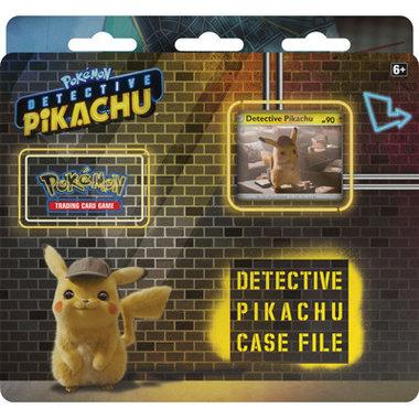 Pokémon: Detective Pikachu - Case File