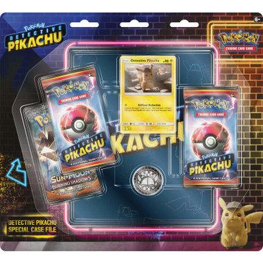 Pokémon: Detective Pikachu - Special Case File