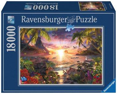 Paradijselijke Zonsondergang (18.000)