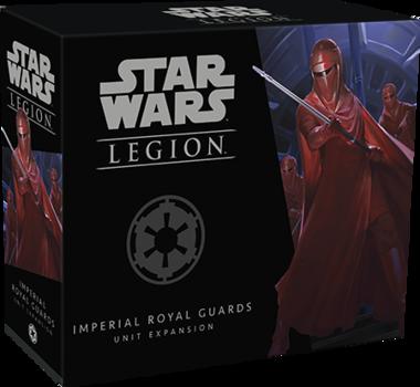 Star Wars Legion: Imperial Royal Guards Unit Expansion