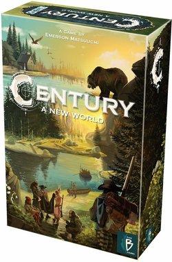 PRE-ORDER: Century: A New World [NL-FR]