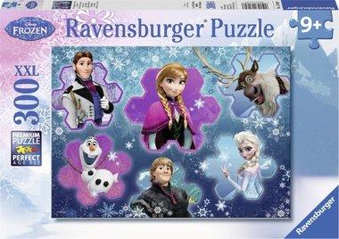 Frozen: De IJskoningin - Puzzel (300XXL)