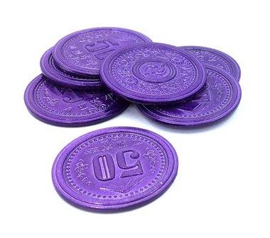 Scythe: $50 Coins