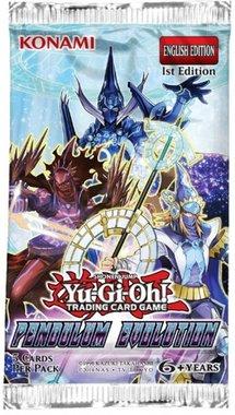 Yu-Gi-Oh! Pendulum Evolution (Booster)
