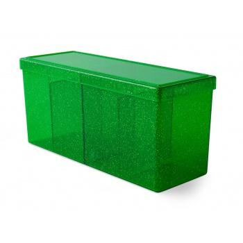 Dragon Shield Four Compartment Box (Emerald)