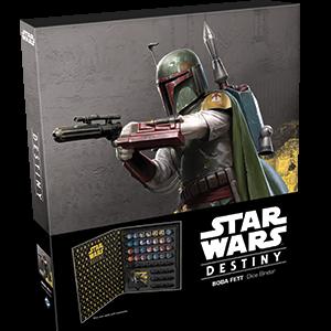 Star Wars: Destiny - Boba Fett Dice Binder