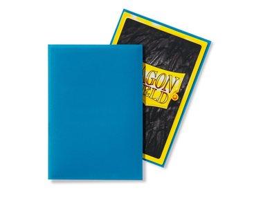 Dragon Shield Card Sleeves: Japanese Matte Sky Blue (59x86mm) - 60 stuks