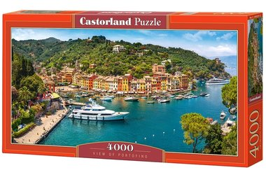 View of Portofino (4000)