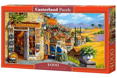Colors of Tuscany - Puzzle (4000)
