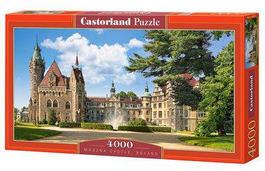 Moszna Castle, Poland (4000)