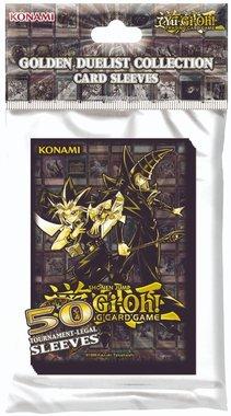 Yu-Gi-Oh! Sleeves: Golden Duelist (50 stuks)