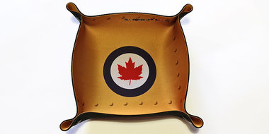 Dice Tray Square: Canada WWII (All Rolled Up)
