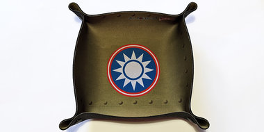 Dice Tray Square: China WWII (All Rolled Up)