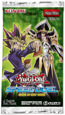 Yu-Gi-Oh! Speed Duel: Arena of Lost Souls (Booster)