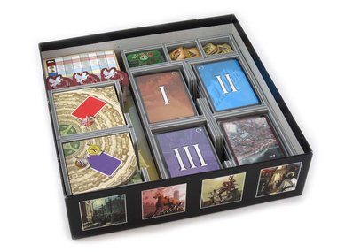 7 Wonders: Insert (Folded Space)