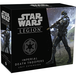 Star Wars Legion:  Imperial Death Troopers Unit Expansion