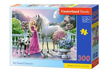 My Friend Unicorn - Puzzel (300)