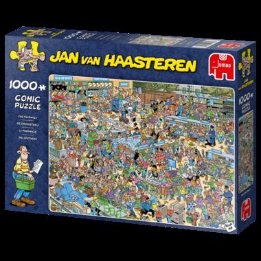 De Drogisterij - Jan van Haasteren Puzzel (1000)