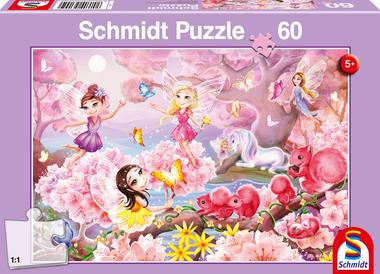 Dansende Feeën - Puzzel (60)