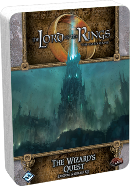 Lord of the Rings: The Card Game - The Wizard's Quest