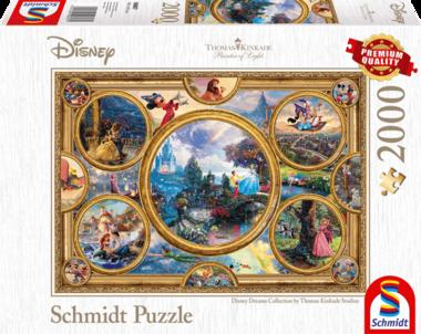 Disney Dreams Collection - Puzzel (2000)
