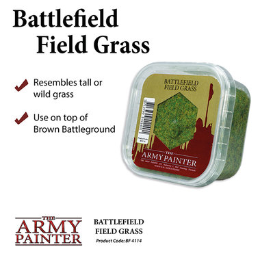 Basing: Field Grass (The Army Painter)
