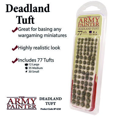 Battlefields: Deadland Tuft (The Army Painter)
