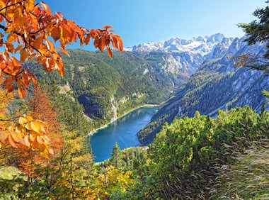 Lake in the Alps, Austria - Puzzel (3000)