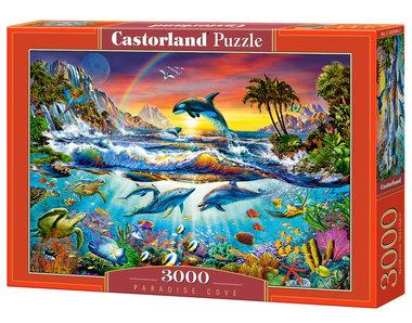 Paradise Cove - Puzzel (3000)