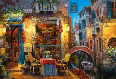 Our Special Place in Venice - Puzzel (3000)