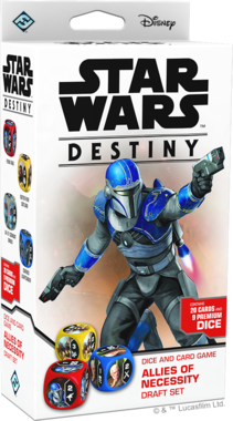 Star Wars: Destiny - Allies of Necessity Draft Set