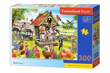 Vogelhuisje - Puzzel (300)