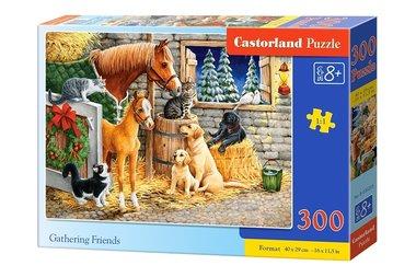 Vrienden op de Boerderij - Puzzel (300)