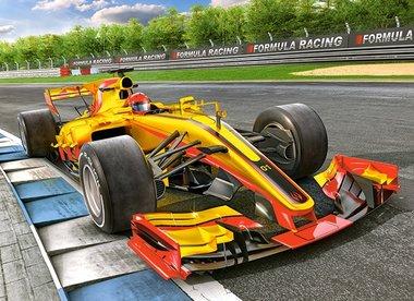 Racewagen - Puzzel (300)