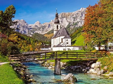 Ramsau, Germany - Puzzel (3000)