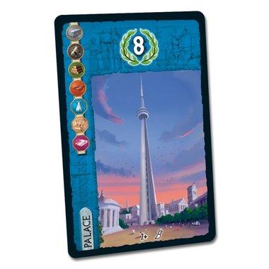 Promo 7 Wonders: Alternate Art Palace (CN Tower)
