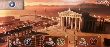 Promo 7 Wonders: Armada (Siracusa)