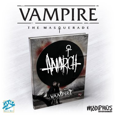 Vampire: The Masquerade (5th Edition) - Anarch