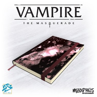 Vampire: The Masquerade (5th Edition) - Notebook