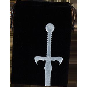 Dice Bag: Sword (Fantasy Flight Supply)