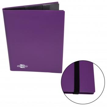 Flexible Album (9 Pocket): Purple