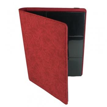 Premium Album (9 Pocket): Red