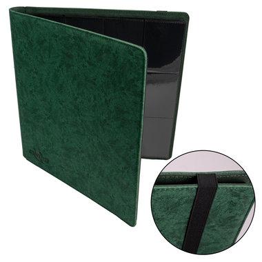 Premium Album (12 Pocket): Green