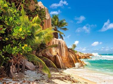 Paradise Beach of Seychelles - Puzzel (2000)