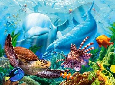 Ocean Life - Puzzel (2000)