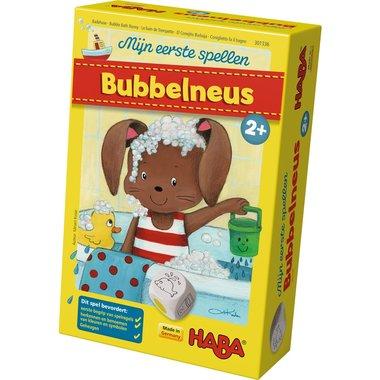 Mijn Eerste Spellen: Bubbelneus (2+)