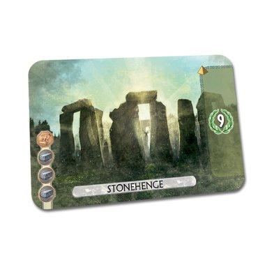 Promo 7 Wonders Duel (Stonehenge)