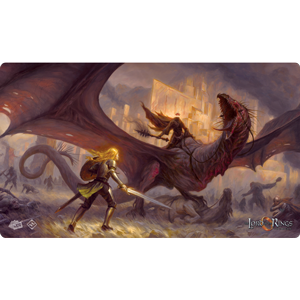Lord of the Rings: The Card Game - The Flame of the West Playmat