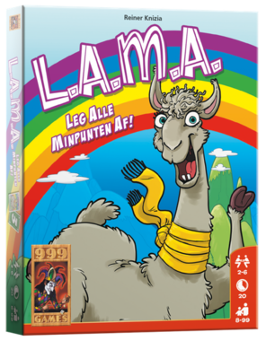 [PREORDER] L.A.M.A.