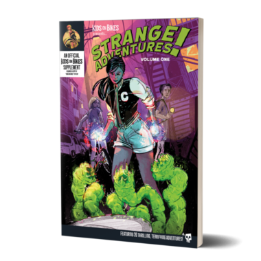 Kids On Bikes: Strange Adventures Volume 1